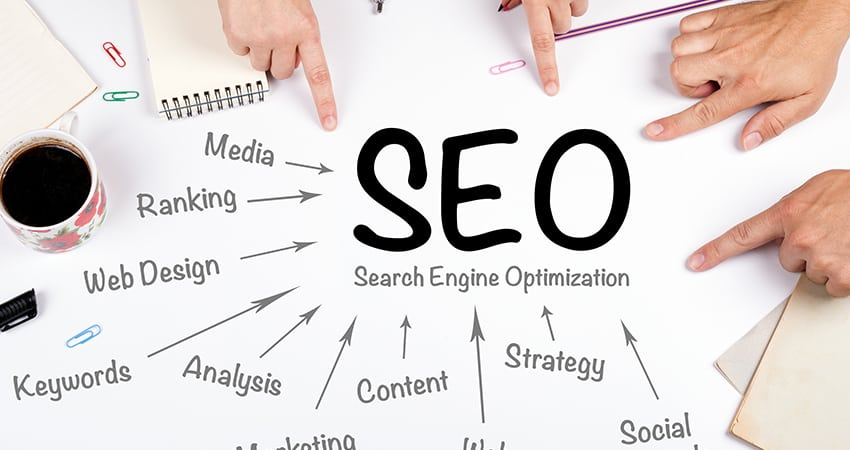 THE IMPORTANCE AND IMPACT OF SEO | eSource Technology